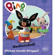 Bing - Beöltözősdi gyerekkönyv