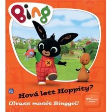 Bing - Hová lett Hoppity? gyerekkönyv