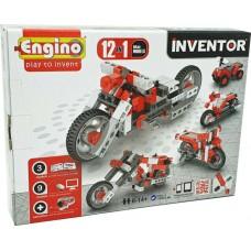Engino Inventor 12 az 1-ben építőjáték - Vagány Motorok