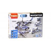 Engino Inventor 16 az 1-ben építőjáték - Légi járművek