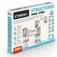 Engino Discovering Stem Structures építőjáték - Épületek és hidak