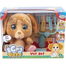 Emotion Pets: Pityergő kiskutya állatorvosi szett