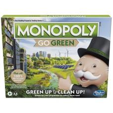 Monopoly válts zöldre társasjáték