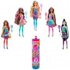 Barbie color reveal meglepetés baba - irány a buli