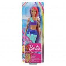 Barbie Dreamtopia sellő - lila-piros hajú