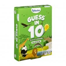 Guess in 10 - Találd ki 10 kérdésből, állatvilág