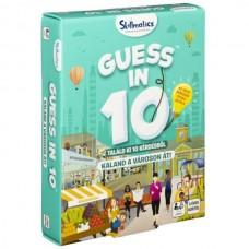 Guess in 10 - Találd ki 10 kérdésből, kaland a városon át