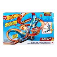Hot Wheels: ütközések a toronyban játékszett