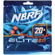Nerf: Elite töltény utántöltő 20 darab
