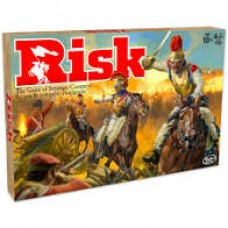 Rizikó a stratégia és hódítás játéka társasjáték