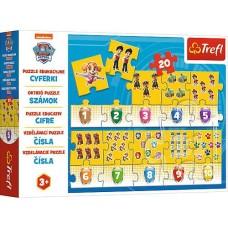 Trefl Mancs őrjárat oktató Puzzle