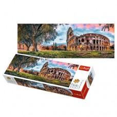 Trefl Colosszeum Hajnalban -1000 db-os panoráma puzzle