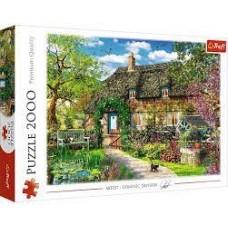 Trefl Vidéki házikó - 2000 db-os puzzle