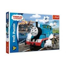 Trefl Thomas - 24 db-os Maxi puzzle