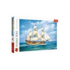 Trefl Tengeri kaland - 500 db-os puzzle