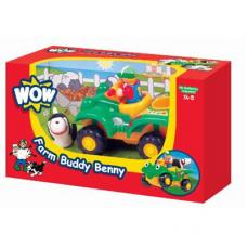 WOW Benny a farmer quad