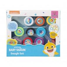 Baby Shark-Gyurma készlet
