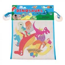 Buddy & Barney Tapassz a csempére! - Dinoszauruszok