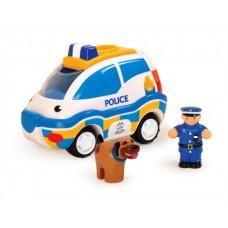 WOW Charlie,a rendőrautó