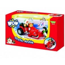 Wow Archie a motoros szán
