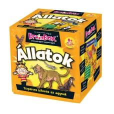 Brainbox társasjáték - Állatok