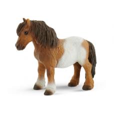 Bullyland Shetland póni kanca játékfigura