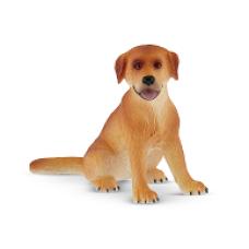 Bullyland Labrador kutya játékfigura