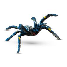 Bullyland,Kobaltkék Tarantula játékfigura