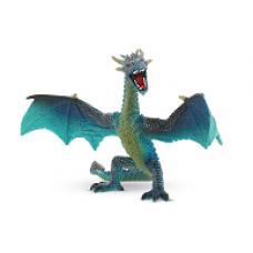 Bullyland Repülő sárkány játékfigura