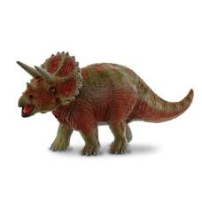 Bullyland közepes Triceratops játék figura