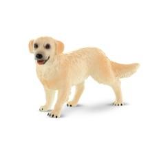 Bullyland  Golden retriever kutya játékfigura