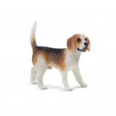 Bullyland Beagle kutya játékfigura