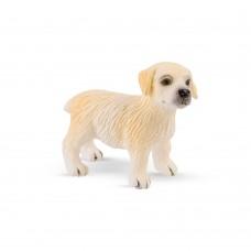 Bullyland  Golden retriever kölyök kutya játékfigura