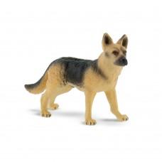 Bullyland  Németjuhász kutya játékfigura