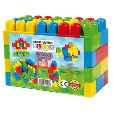 Építőkocka Maxi  Blocks  Építőkocka 60 db-os Fóliás
