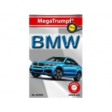 BMW autóskártya 2015