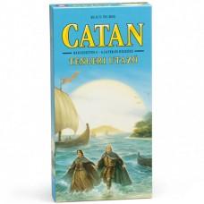 Catan – Tengeri utazó, kiegészítés 5–6 fő részére társasjáték kiegészítő