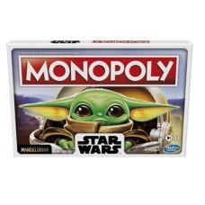 Monopoly: Baby Yoda társasjáték