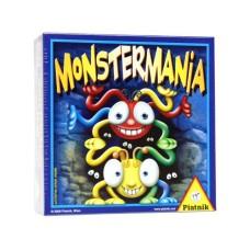 MonsterMania logikai társasjáték