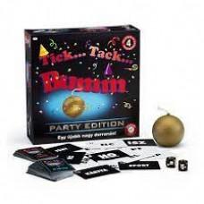 Tick Tack Bumm - Party Edition társasjáték