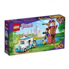 LEGO Friends Állatklinika mentő