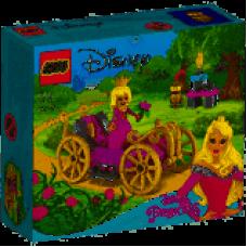 LEGO Disney Princess Csipkerózsika hintó