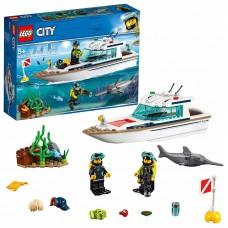 LEGO City Búvárjacht