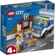 LEGO City Rendőrség Kutyás rendőri egység
