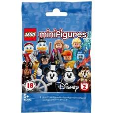 LEGO Gyűjthető minifigurák Disney 2. sorozat
