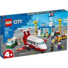 LEGO City Központi Repülőtér