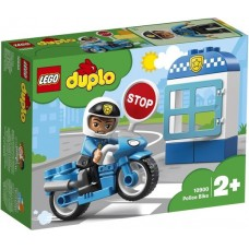 Lego duplo  Rendőrségi motor