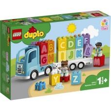 Lego duplo  Betűautó