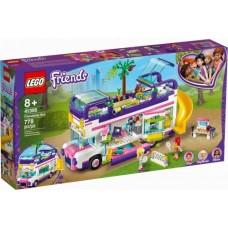 Lego friends barátság busz