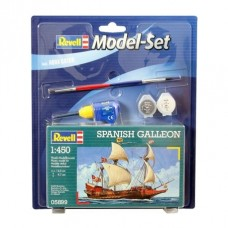Revell Spanish Galleon modellező szett